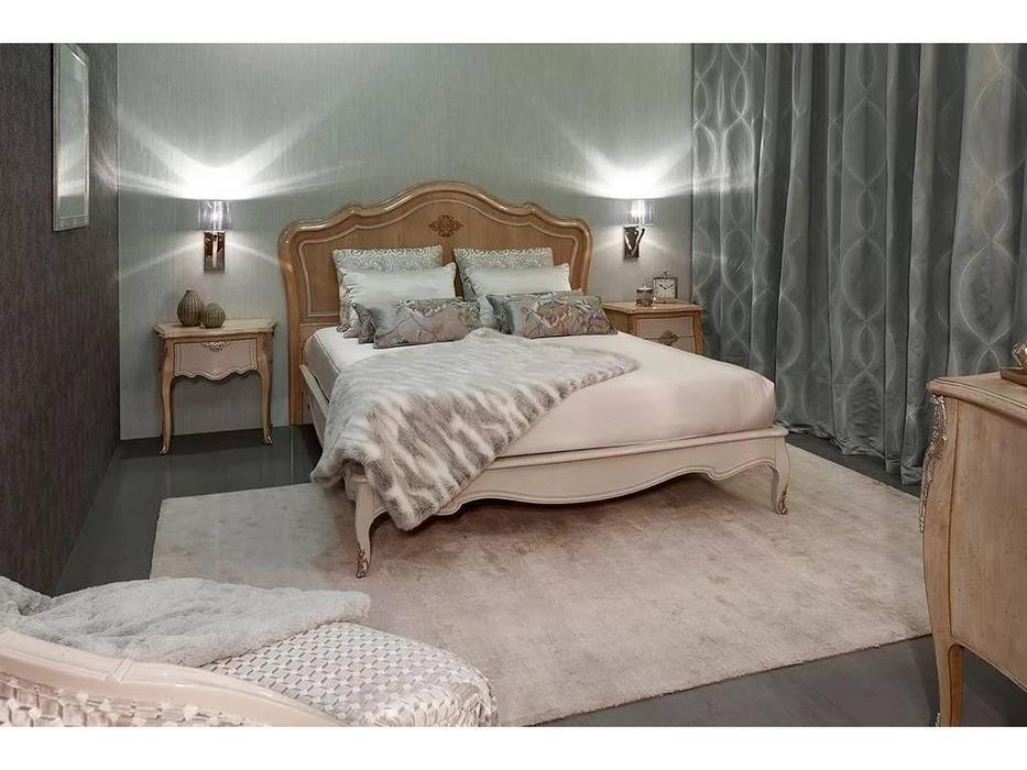 AM Classic: Majestic Gold: кровать 200х200  (беж)