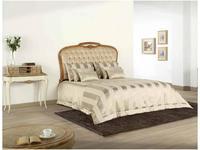 AM Classic: Gala: кровать 160х200  (amber velho c/Po, T12)