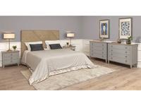 AM Classic: Diamond: спальная комната (серый)