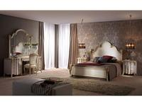 DeMiguel: Toscana: спальная комната (слоновая кость, золото)
