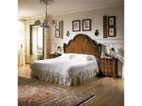 DeMiguel: Toscana: кровать 160х200  (орех)