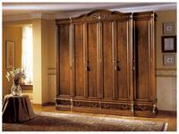 5204476 шкаф 6-ти дверный DeMiguel: Toscana