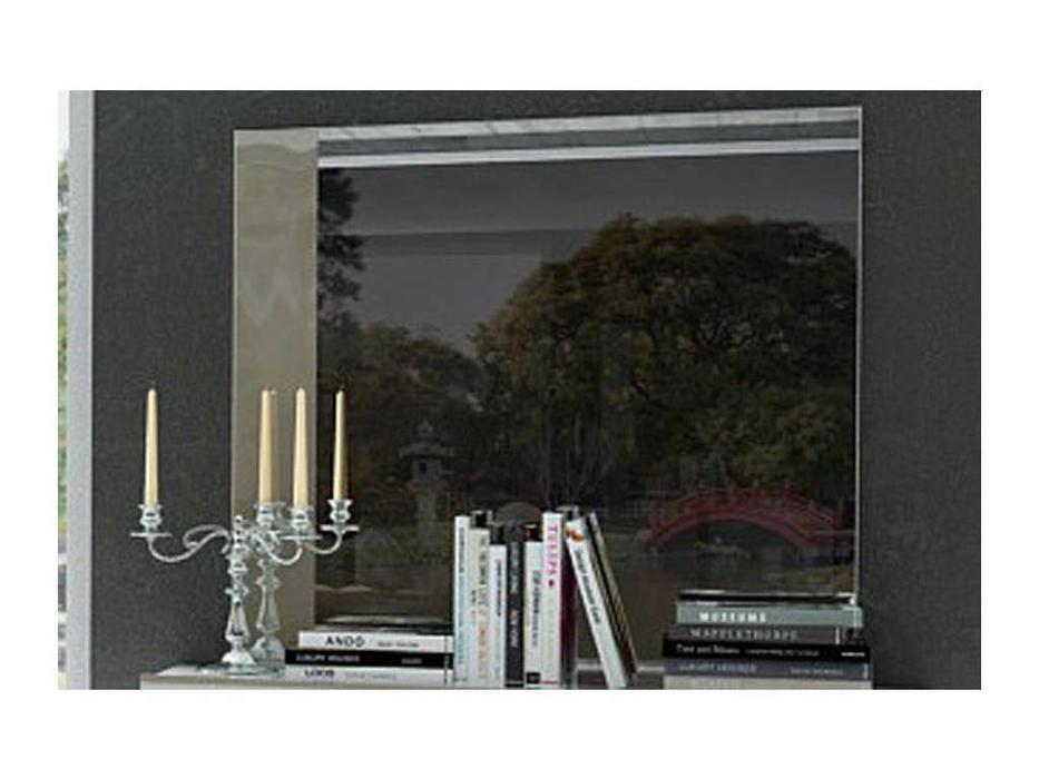 Fenicia Mobiliario: Granada: зеркало  (белый)