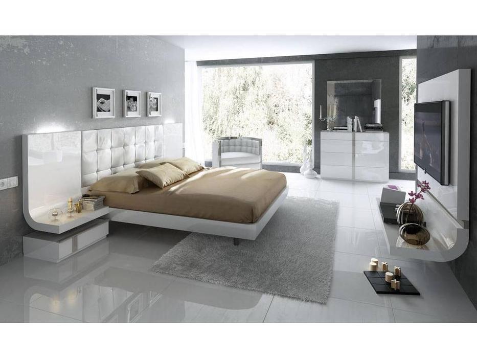Fenicia Mobiliario: Granada: спальная комната (белый)
