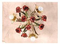 5218290 люстра подвесная Passeri: Rose