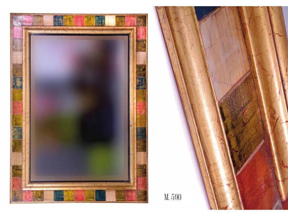Artesania Aro: Golden: зеркало