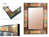 5204691 зеркало Artesania Aro: Golden