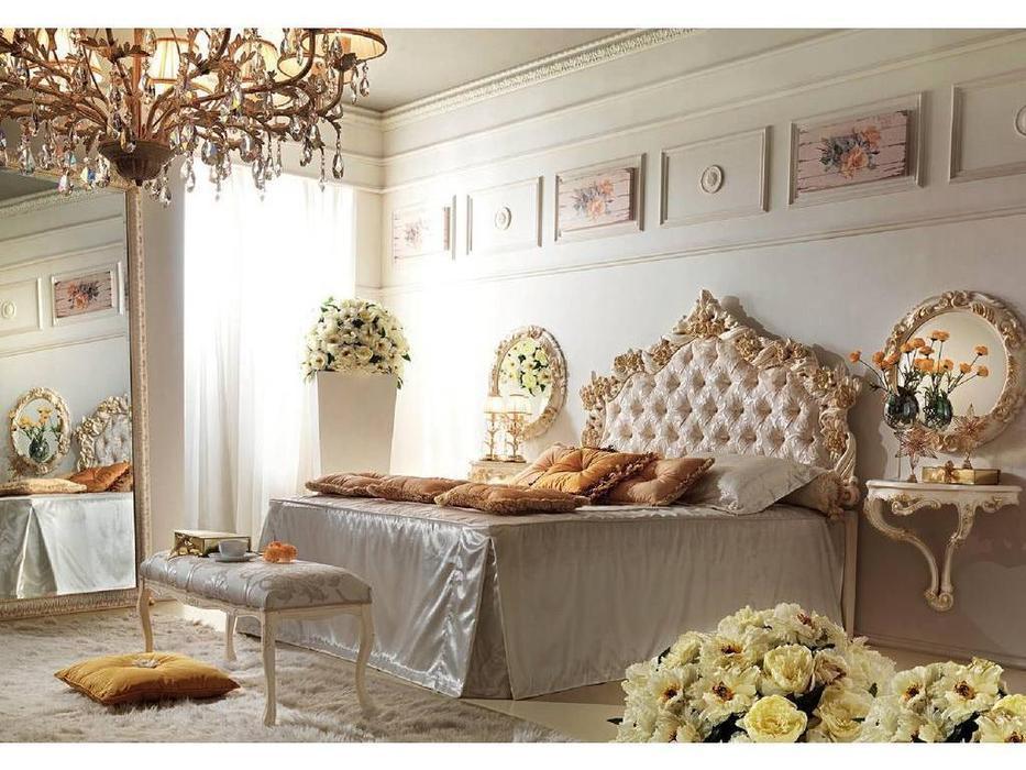 Antonelli Moravio: Atena: кровать 180х200 ткань