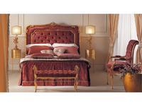 Antonelli Moravio: Afrodite: кровать 200х200 ткань