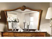 Antonelli Moravio: Vittoria: зеркало к туалетному столу  (орех)
