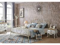 ESF: кровать 180х200  (cream)