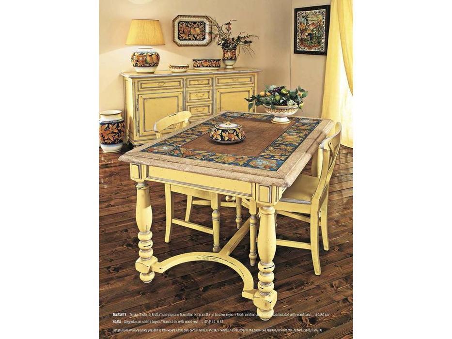L Antica Deruta: Campagna Umbra: стол обеденный