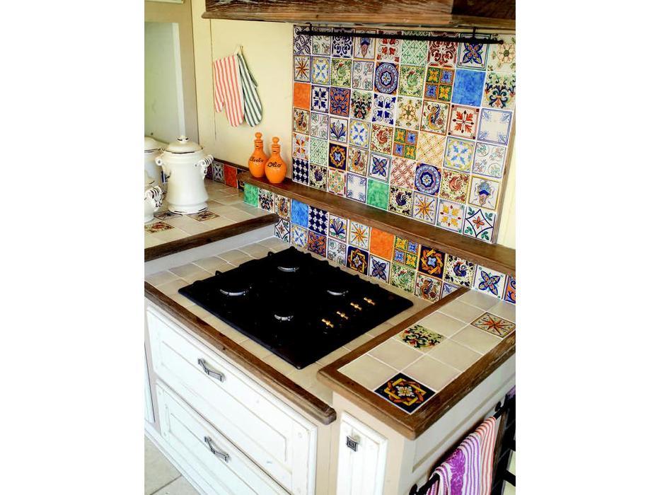 L Antica Deruta: Campagna Umbra: кухня (массив, керамика)