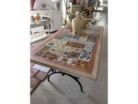 L Antica Deruta: Campagna Umbra: стол обеденный  (беж, коричневый)