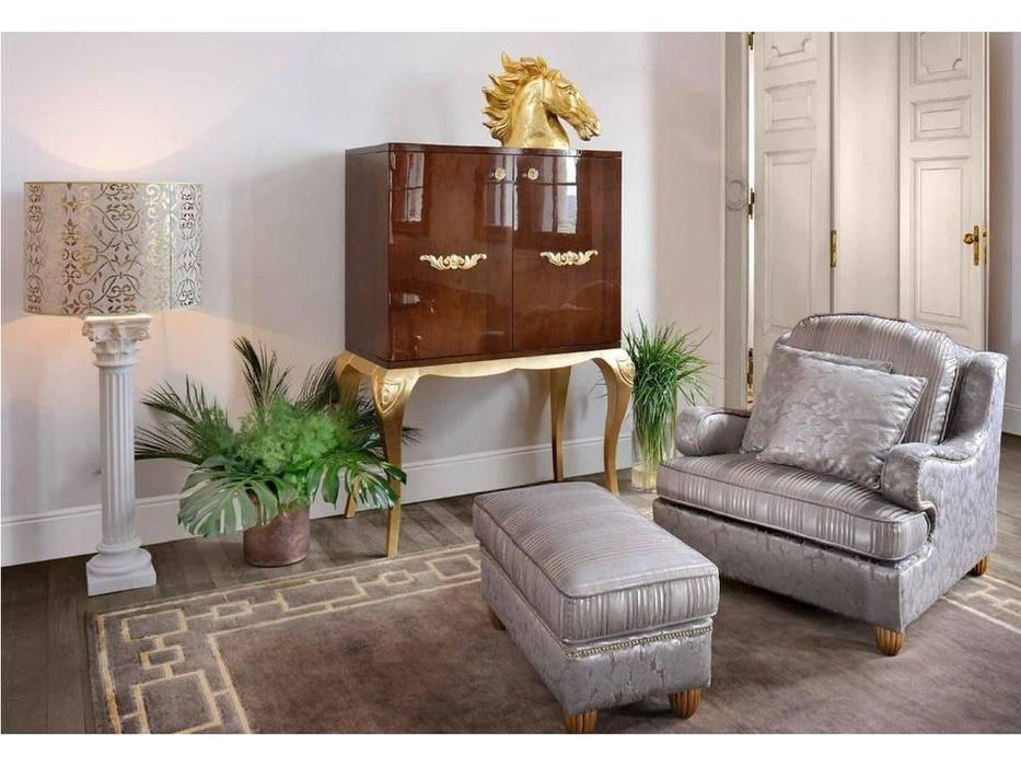 Cavio: Verona: кресло Berger  (ткань)