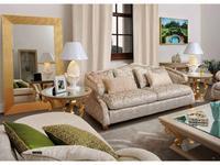 Cavio: Verona: диван 3-х местный  (ткань)