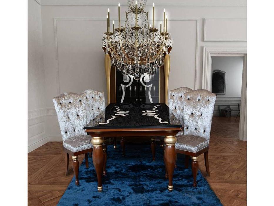 DeMiguel: Gatsby: стол обеденный  (орех)