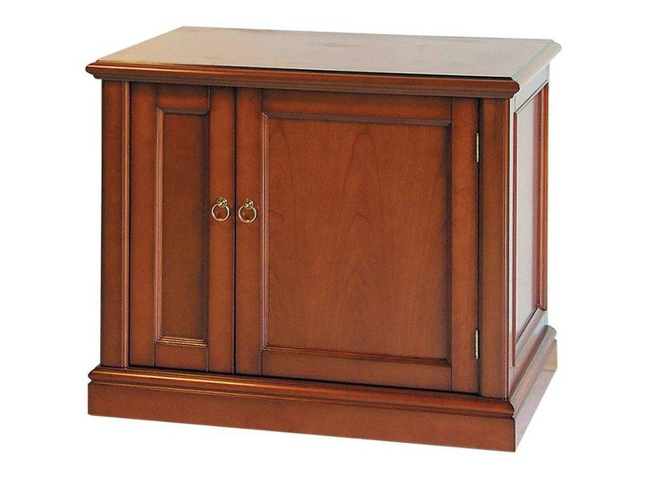 Ришар: шкаф низкий  (шпон черешня)