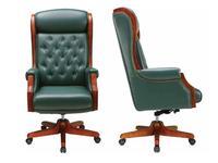 Ришар: кресло руководителя  (орех)