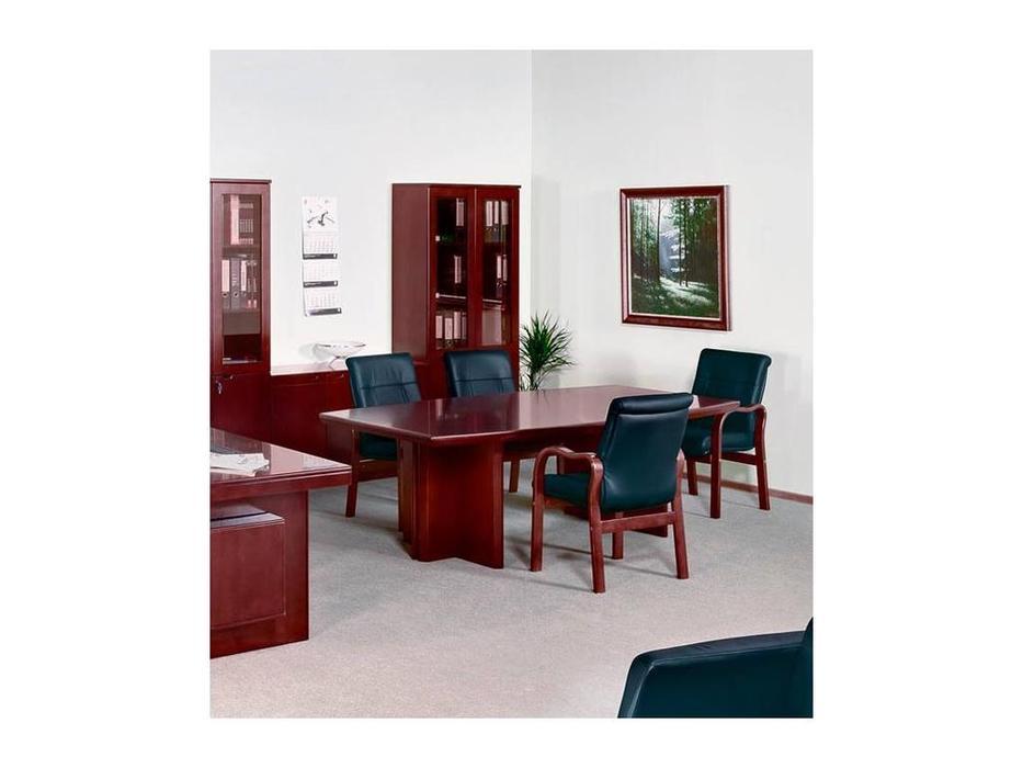 Шен-Жен: стол переговорный  (махагон)