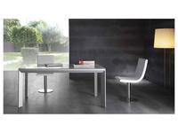 RamiroTarazona: URBAN: стол обеденный раскладной (negro, aluminio)