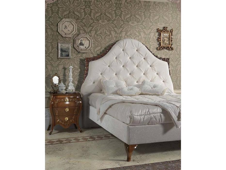 Stilema: Belle Epoque: кровать двуспальная 160x200 (орех)