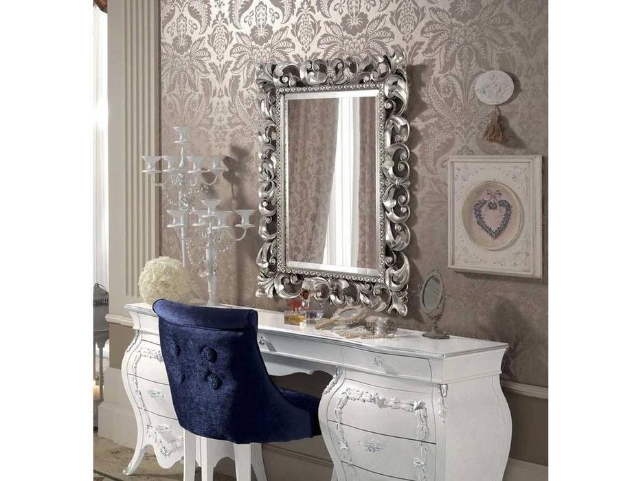 Stilema: Belle Epoque: зеркало настенное  (серебро)