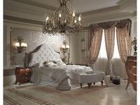 Stilema: Belle Epoque: кровать 180х200 (орех)