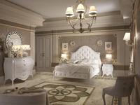 Stilema: Belle Epoque: кровать двуспальная 160x200 (слоновая кость)
