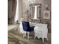 Stilema: Belle Epoque: стол туалетный  (слоновая кость, серебро)