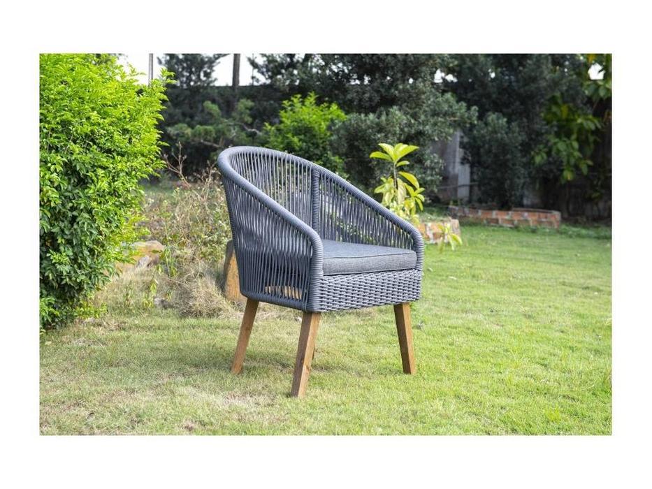 4SIS: Палермо: стул  (темно-серый)