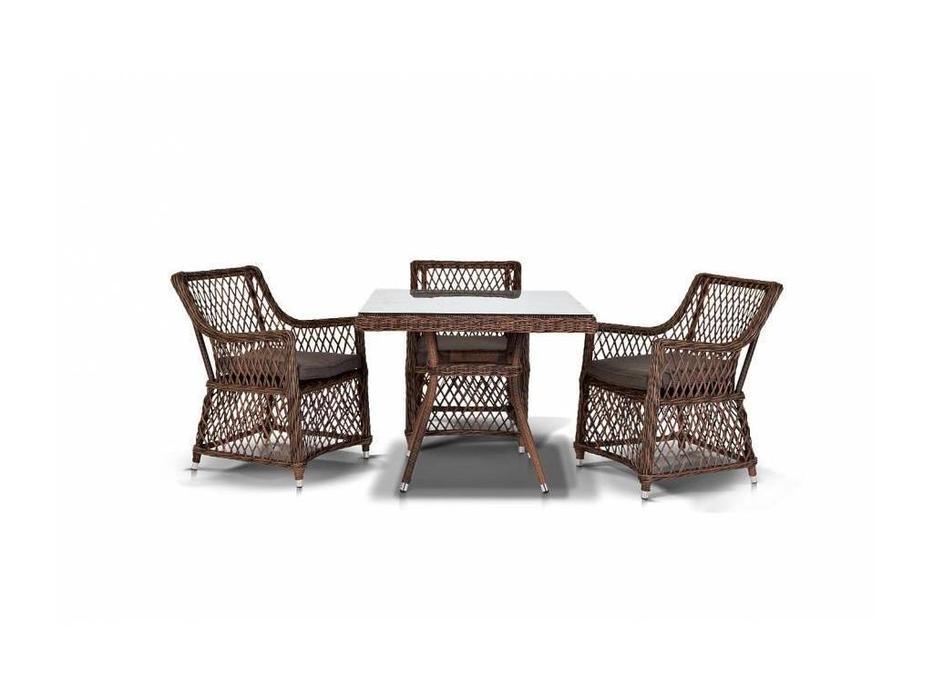 4SIS: Латте: кресло  (коричневый)