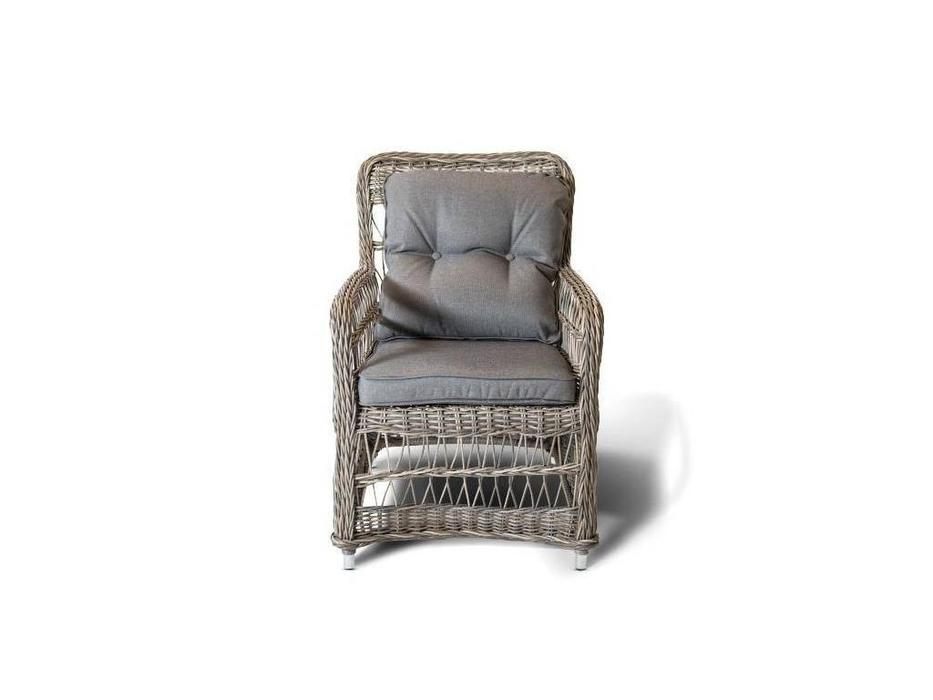 4SIS: Цесена: кресло  (серо-соломенный)