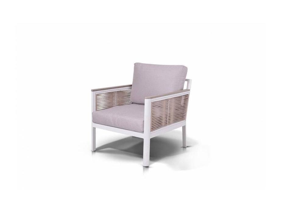 4SIS: Сан Ремо: кресло  (белый, серый, бежевый)