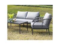 4SIS: Канны: кресло  (серый)