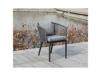 4SIS: Монако: стул  (темно-серый)