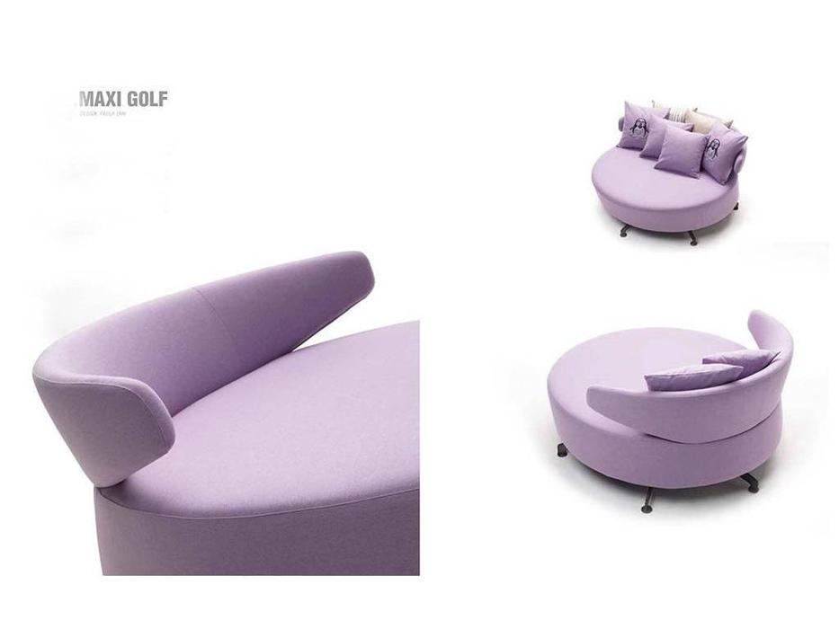 диван круглый