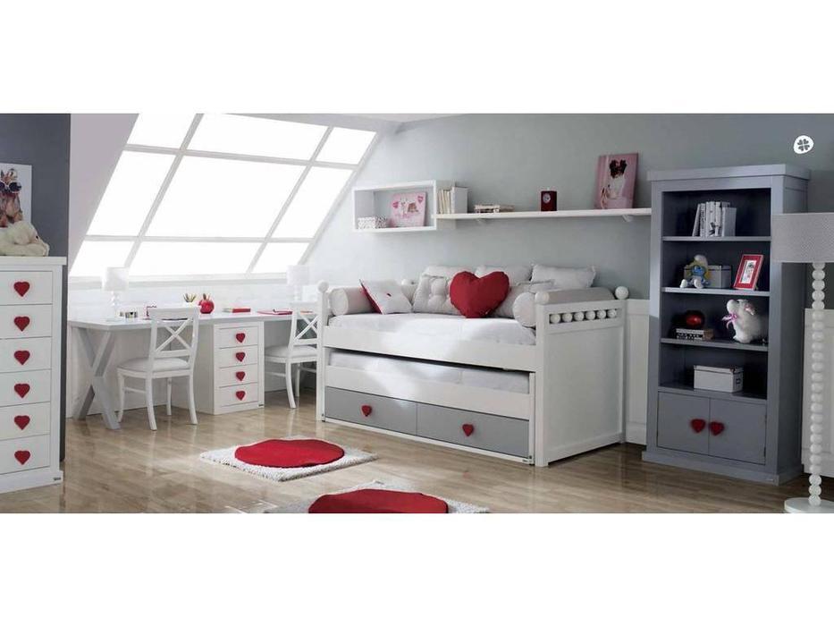 Trebol: Bolas: детская комната (белый)