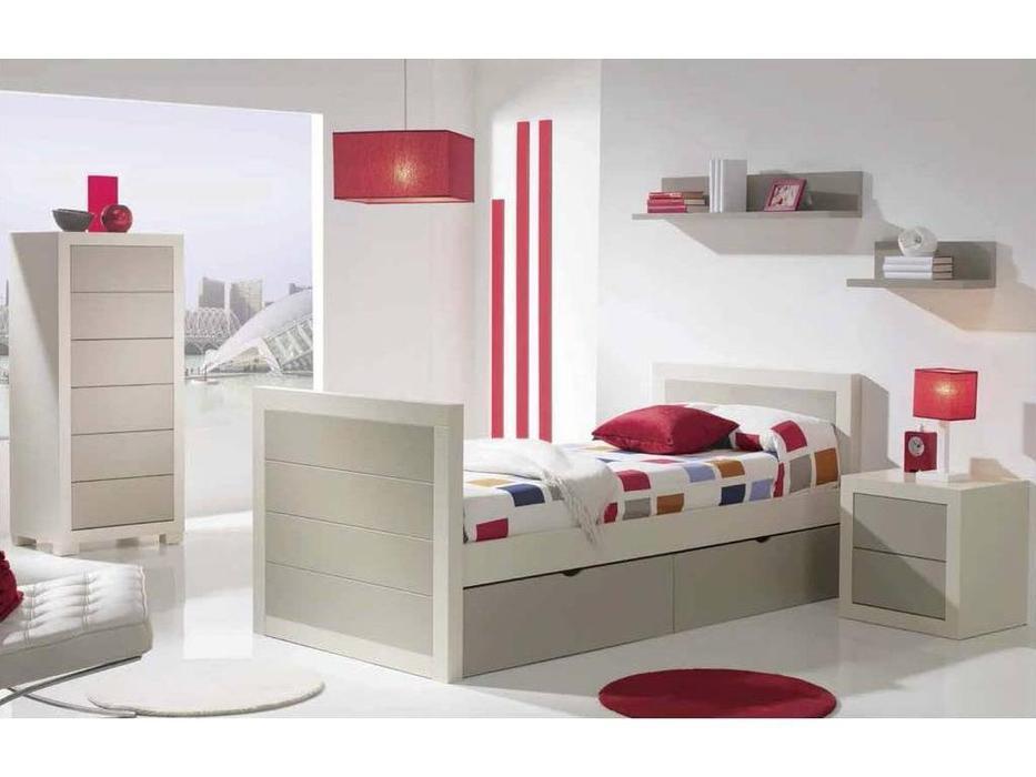 Trebol: Sport: детская комната (белый, беж)
