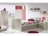 5206064 детская комната современный стиль Trebol: Sport