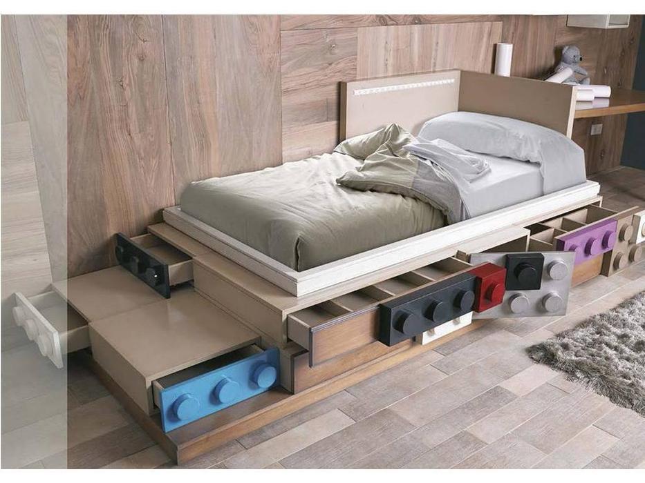 Lola Glamour: Legos: кровать детская