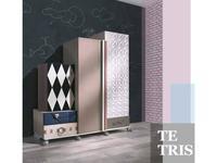 Lola Glamour: Tetris: шкаф 3-х дверный