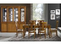IDC Mobiliario: стол обеденный  (орех)