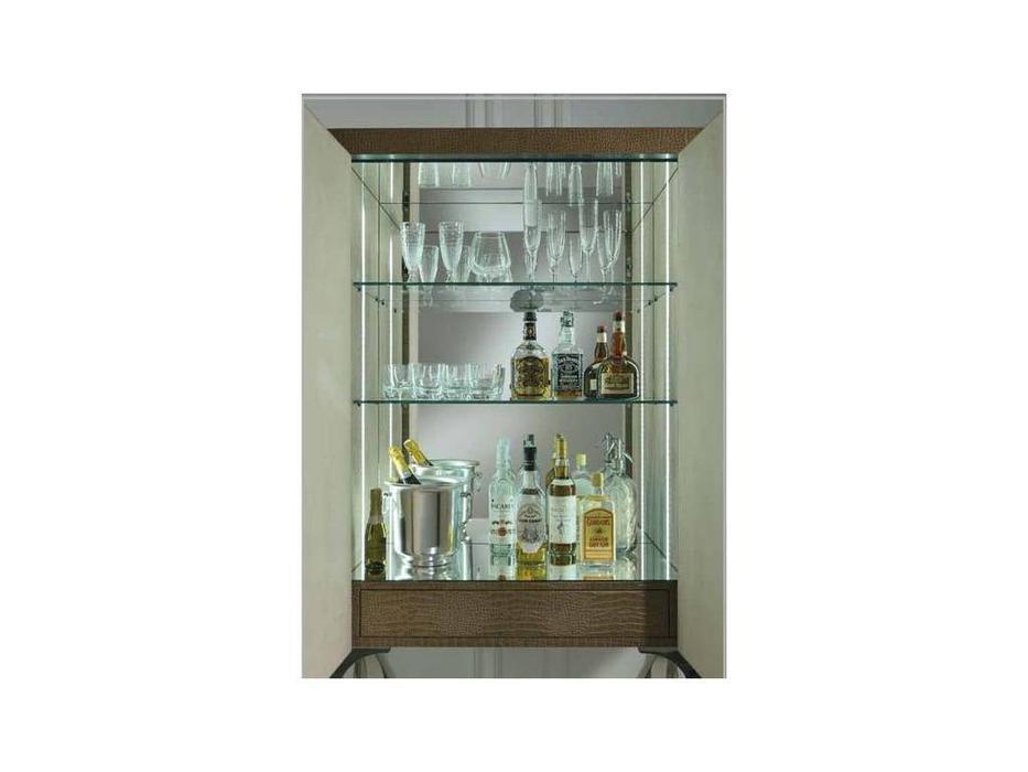DV Home Collection: Cayman bar: бар (laccato, кожа под крокодила)