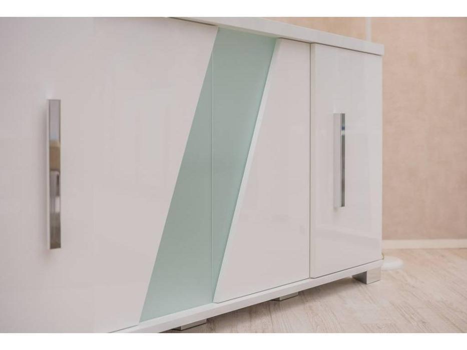 Status: Lisa: буфет 3-х дверный  (белый)