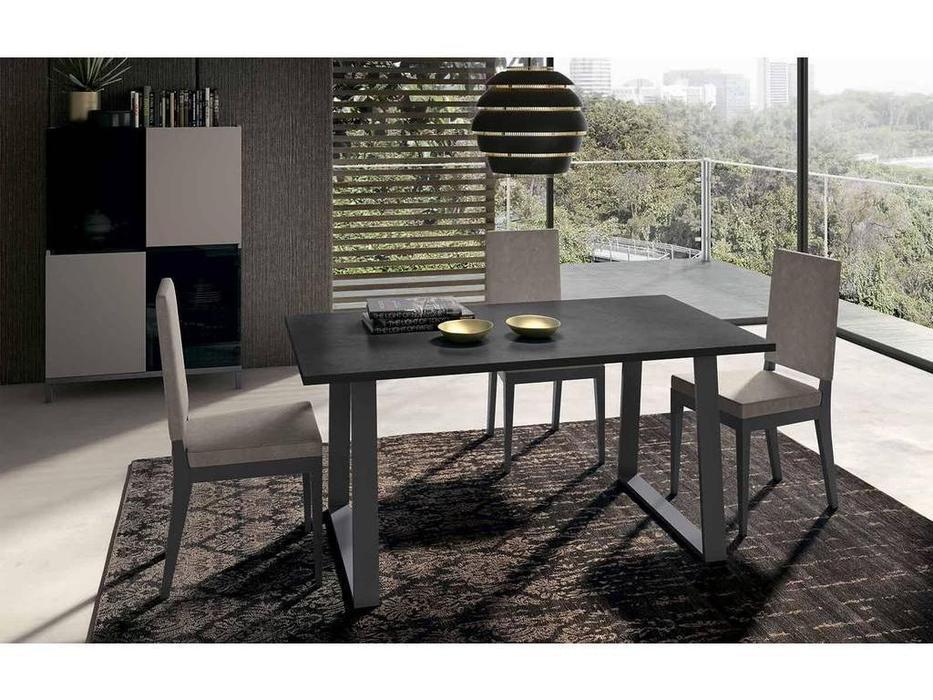 Status: Kali: стол обеденный  (серый, беж)