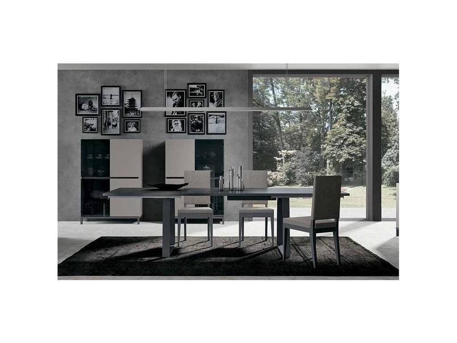 Status: Kali: стол обеденный  190х104 (серый, беж)