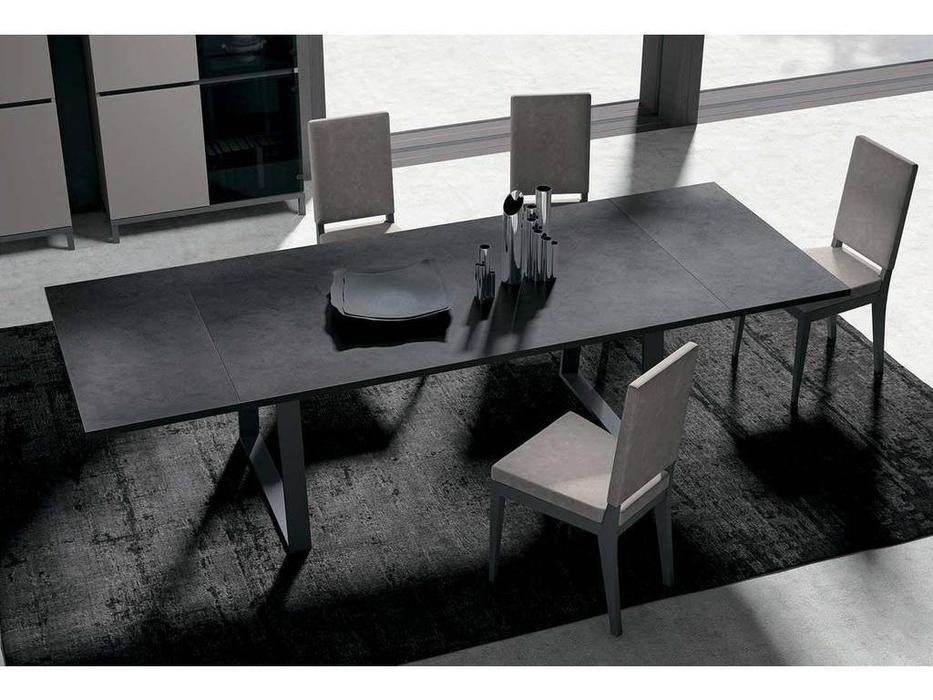 Status: Kali: стол обеденный  190х104 раскладной (серый, беж)
