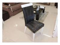 Status: Elegance: стул  (кожзам черный croco)