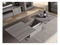 Status: Futura: стол журнальный  с баром (grey)
